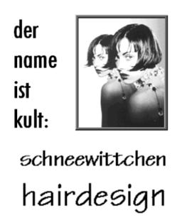 Schneewittchen Hairdesign